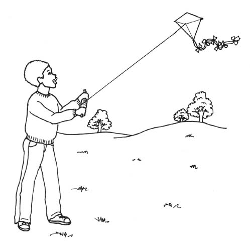 Pin Fly A Kite Colouring Pages Page 2 Cake On Pinterest Coloring Pages Kite Flying